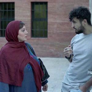 زهرا داوودنژاد و مهرداد صدیقیان در فیلم «شماره 17 سهیلا» ساخته محمود غفاری