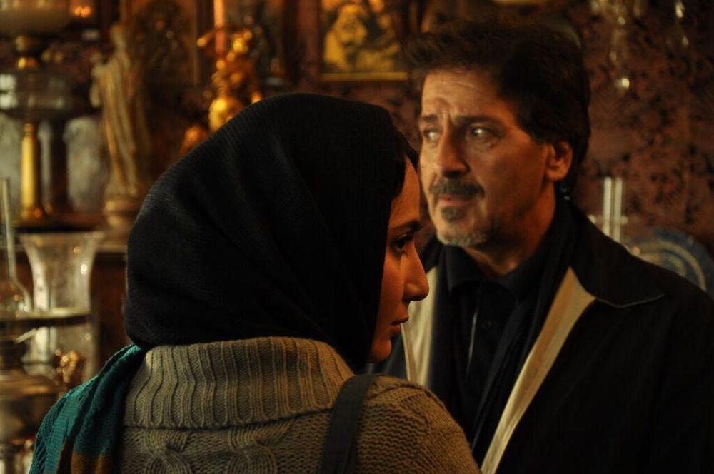 فیلم «سایه های موازی» با بازی ابوالفضل پورعرب و سميرا حسن پور