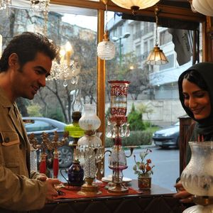 شهاب حسينی و سميرا حسن پور در فیلم «سایه های موازی»