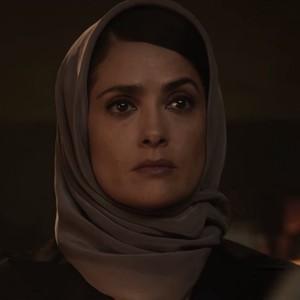 سلما هایک در فیلم «سپتامبرهای شیراز»(Septembers of Shiraz)