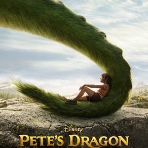 پوستر فیلم «اژدهای پیت» (Pete's Dragon)