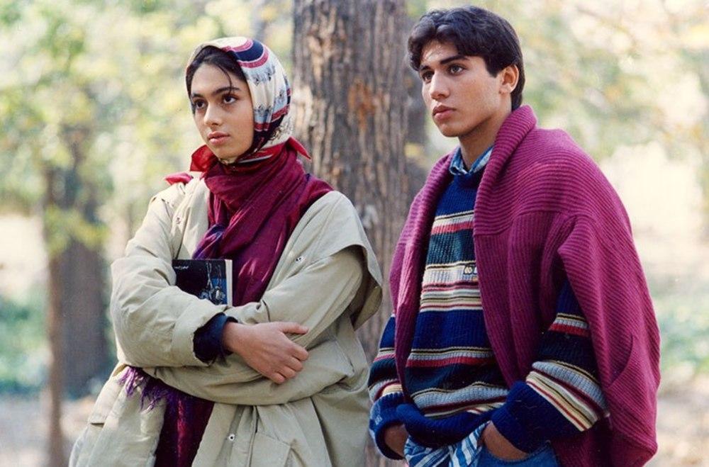 دختران فراری سینمای ایران- دختری با کفش های کتانی