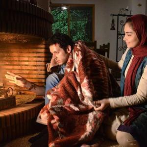 پدرام شریفی و دیبا زاهدی در فیلم «سایه»
