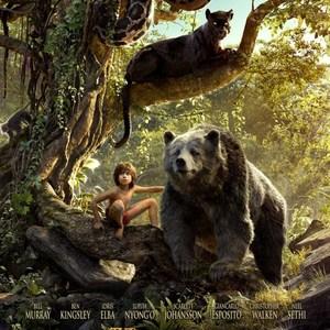 پوستر فیلم «کتاب جنگل»(The Jungle Book)