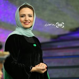 گلاره عباسی در اکران خصوصی فیلم «هیهات»