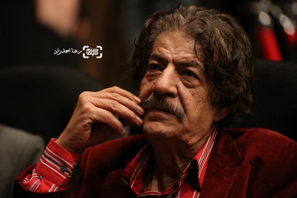 صدرالدین حجازی در اکران خصوصی فیلم «هیهات»