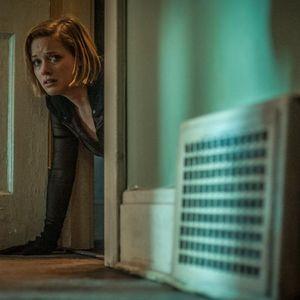 جین لوی در فیلم ترسناک «نفس نکش»(Don't Breathe)
