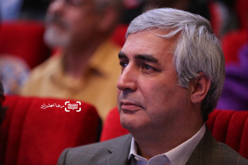 ابراهیم حاتمی کیا در دهمین جشن انجمن منتقدان