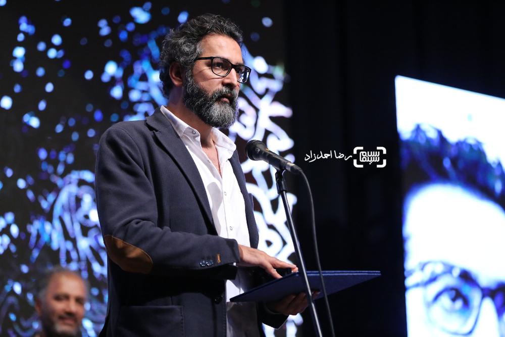 سعید ملکان برنده جایزه بهترین فیلم برای «ابد و یک روز» در دهمین جشن انجمن منتقدان
