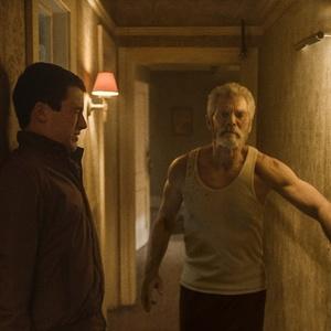 فیلم «نفس نکش»(Don't Breathe) با بازی استیون لانگ و دیلان مینت