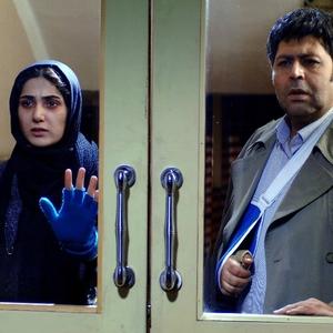 باران کوثری و فرهاد اصلانی در فیلم «من مادر هستم»