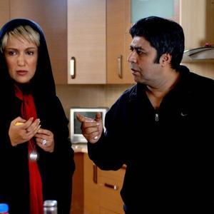 فرهاد اصلانی و پانته آ بهرام در فیلم «من مادر هستم»