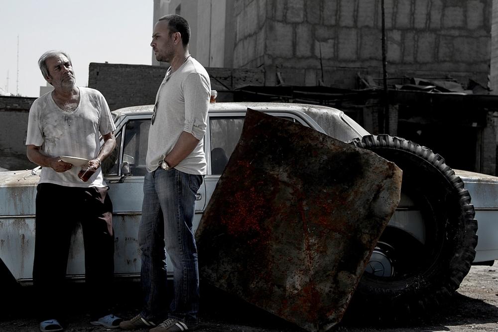 نمایی از فیلم «هاری» ساخته امیر احمد انصاری