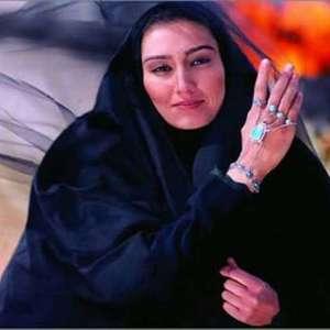 هدیه تهرانی در فیلم «دوئل»