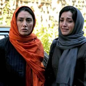 فیلم «هفت دقیقه تا پاییز» با بازی هدیه تهرانی و خاطره اسدی