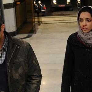 محسن تنابنده و خاطره اسدی در فیلم «هفت دقیقه تا پاییز»