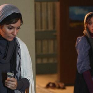 مهناز افشار در فیلم «طبقه سوم»