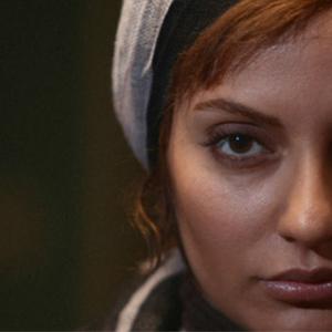 مهناز افشار در نمایی از فیلم «طبقه سوم»