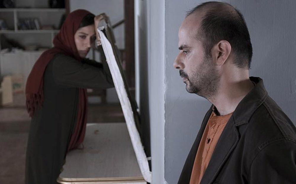 علی مصفا و مهتاب کرامتی در فیلم «دوزخ، برزخ، بهشت»