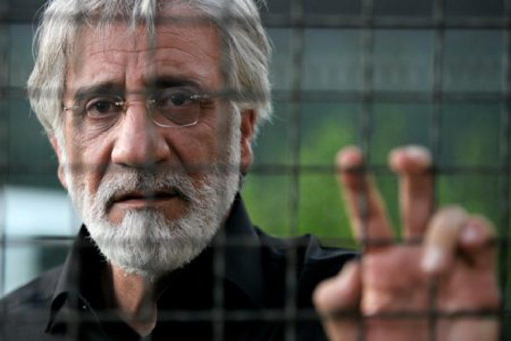 مسعود رایگان در فیلم «دوزخ، برزخ، بهشت»