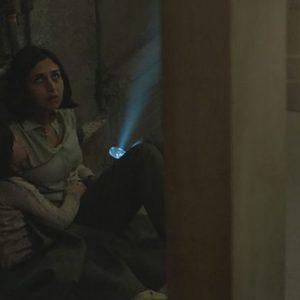نمایی از فیلم «زیر سایه»(Under the Shadow)