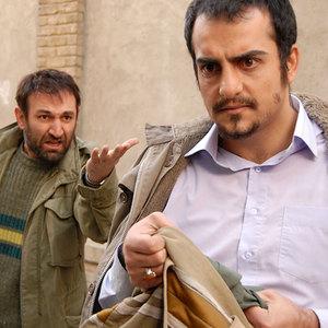 هدایت هاشمی و حامید کمیلی در فیلم خانه ای کنار ابرها سیدجلال دهقانی اشکذری