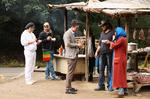 نمایی از فیلم «مهمونی کامی»