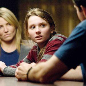ابیگیل برسلین در فیلم «نگهبان خواهر من»(My Sister's Keeper)