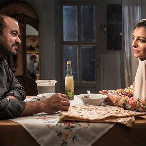 سعید آقاخانی و ساره بیات در فیلم عاشقانه خداحافظی طولانی