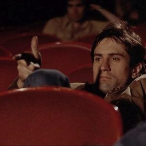 رابرت دنیرو در نمایی از فیلم راننده تاکسی