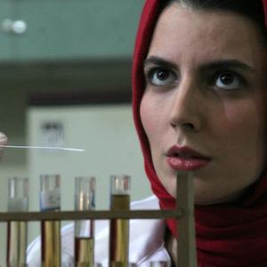 فیلم آشنایی با لیلا با بازی لیلا حاتمی