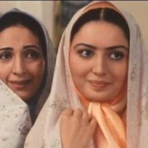 فاطمه گودرزی و شیلا خداداد در فیلم «ازدواج به سبک ایرانی»