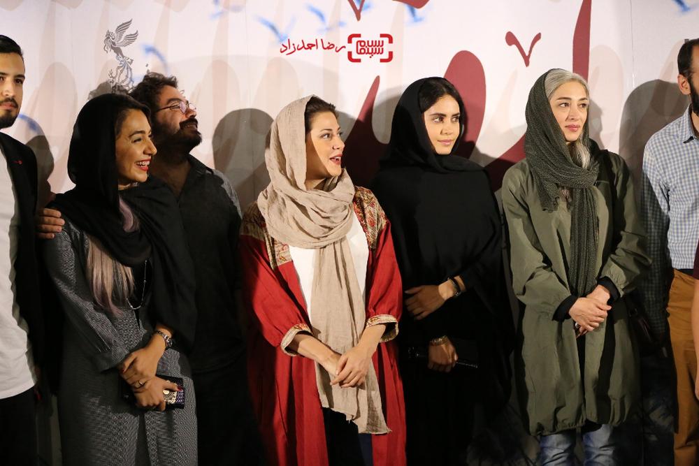 اکران خصوصی فیلم «اروند» به کارگردانی و نویسندگی پوریا آذربایجانی