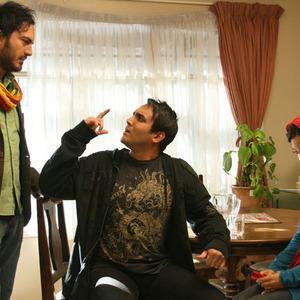 فیلم «آخرین سرقت» با بازی خاطره اسدی، پوریا پورسرخ و نیما شاهرخ شاهی
