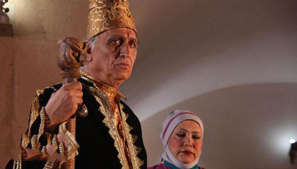 احمد نجفی در فیلم فیتیله و ماه پیشونی