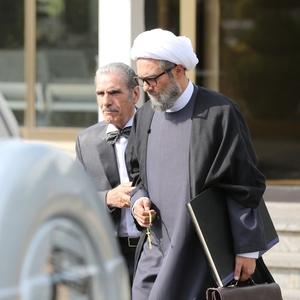 علی قربانزاده و رضا ناجی در فیلم «نهنگ عنبر; سلکشن رویا»