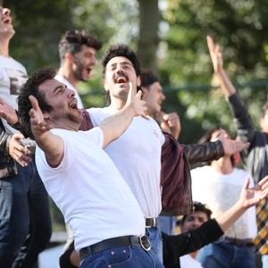 رضا عطاران در فیلم «نهنگ عنبر; سلکشن رویا»