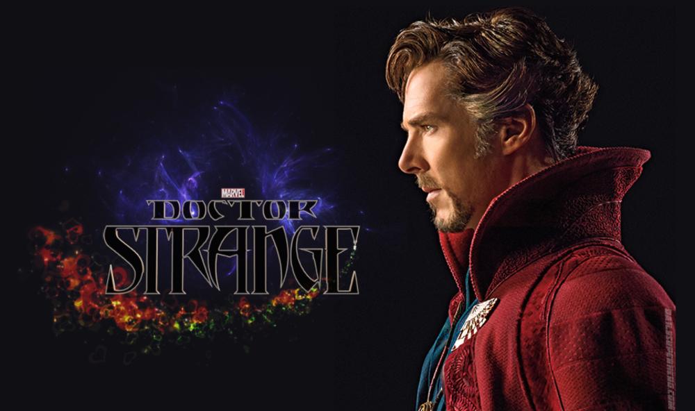 بندیکت کامبربچ در فیلم «دکتر استرنج»(Doctor Strange)