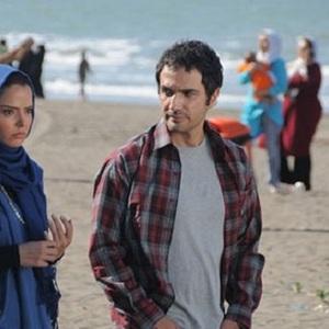 محمدرضا فروتن و سپيده خداوردي در نمایی از فیلم سینمایی پیمان