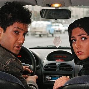 حامد بهداد و باران کوثری در فیلم دایره زنگی