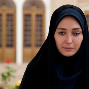 الهام حمیدی در فیلم گهواره ای برای مادر