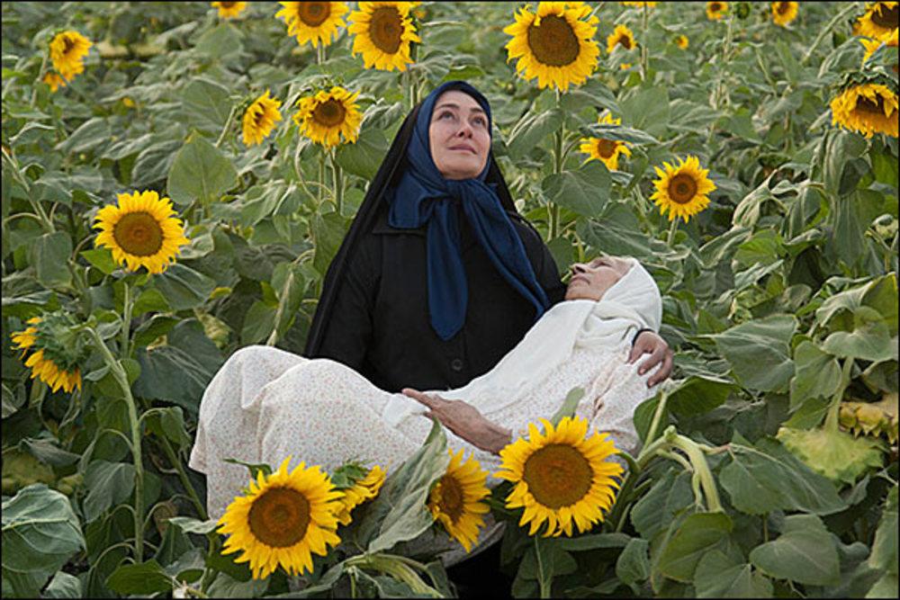 نمایی از فیلم گهواره ای برای مادر