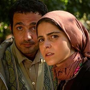 محمدرضا فروتن و غزل شاکری در فیلم وقتی همه خواب بودند