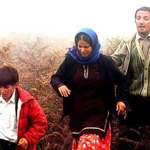 محمدرضا فروتن و غزل شاکری در نمایی از فیلم وقتی همه خواب بودند