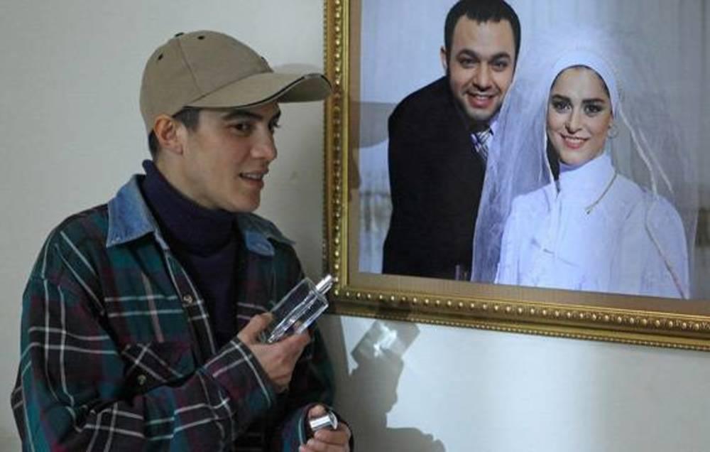 شایسته ایرانی در نمایی از فیلم آینه های رو به رو