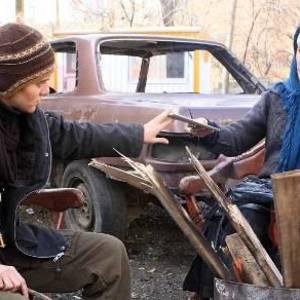 شایسته ایرانی و غزل شاکری در فیلم آینه های رو به رو