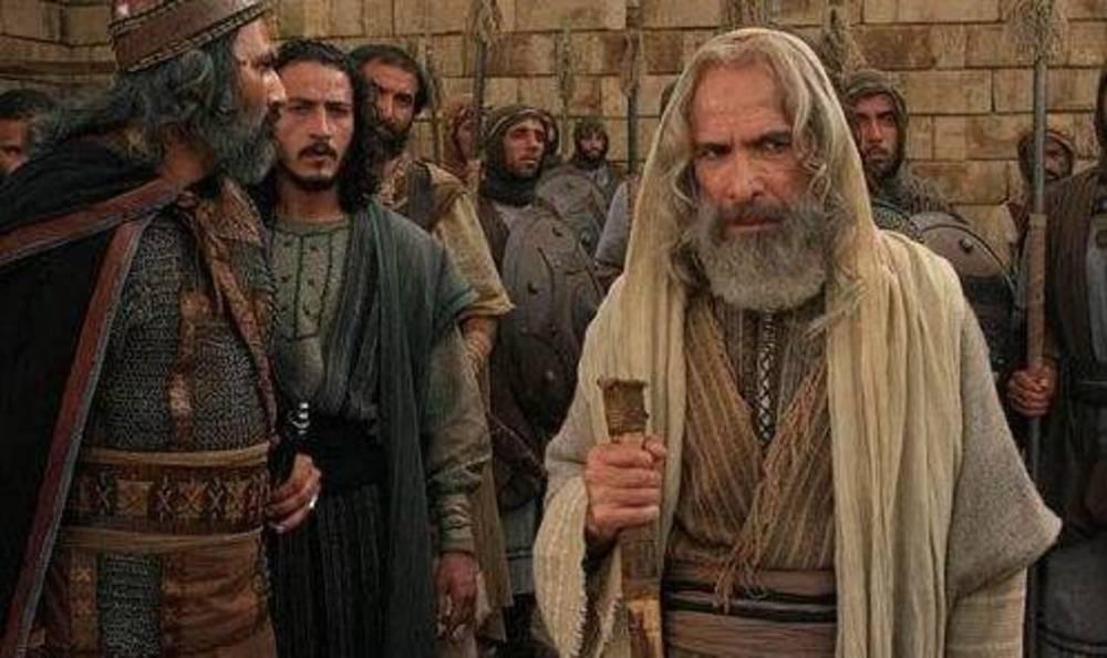حسین محجوب در فیلم ملک سلیمان نبی