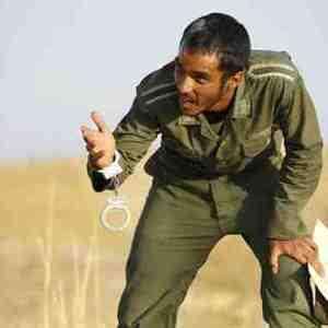 ساعد سهیلی در فیلم او خوب سنگ می زند