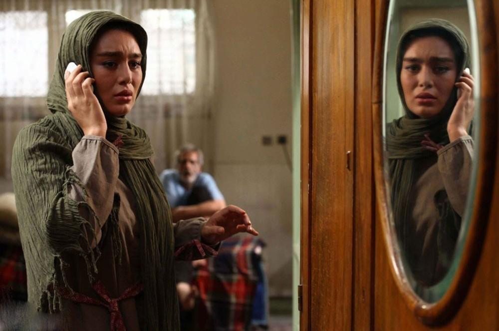 فیلم «نازنین» با بازی سحر قریشی