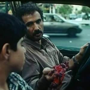 محمدرضا فروتن و بازیگر نوجوان فیلم دیگری